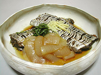 JAあわじ島の特産品レシピ「秋のあわじふるさと煮」