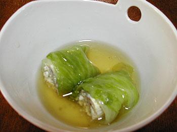JAあわじ島の特産品レシピ「イカナゴと豆腐のロールレタス」
