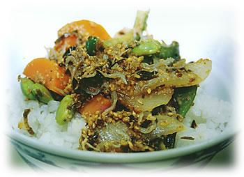 JAあわじ島の特産品レシピ「胡豆昆の煮しめ」