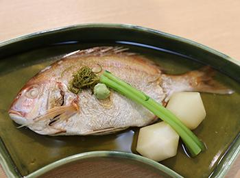 JAあわじ島の特産品レシピ「あっぱれ鯛かぶら」